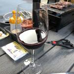 ワイルドキングダム トヨス - 調子に乗った赤ワイン