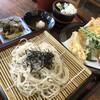 三四郎 - 料理写真:天ざる
