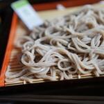 ざる蕎麦せと - 宮川