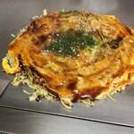 お好み焼 まきつぼ - 料理写真:そば肉玉