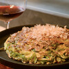 九条ねぎ焼きとワイン やまざき - 料理写真:九条ねぎ焼きとワイン