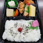 弁菜亭 - 幕の内弁当B 500円