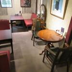 アリユメ - テーブル席♪