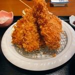 お食事処 大原 - 料理写真:ミックスフライ