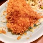 お食事処 大原 - 料理写真:鰺フライ