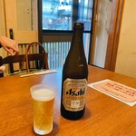 お食事処 大原 - ドリンク写真:瓶ビール