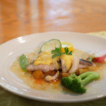ノースポール - 魚料理