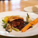 ノースポール - 肉料理