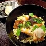 14110615 - バラ寿司
