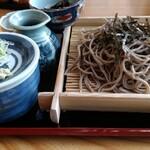 蕎麦 やま花 - 料理写真: