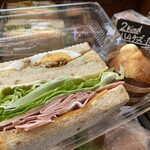 ble - サンドイッチの定番がギッシリ