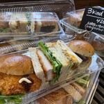 ble - 欲張りなボリューム満点サンドイッチ