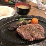 ステーキ石井 - 料理写真: