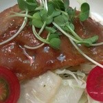 折鶴 - 豚ロース生姜焼き