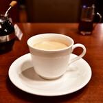 サンシャイン - 【ホットケーキセット@780円】ホットコーヒー
