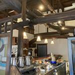 茶房 天井棧敷 - 内装