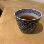 オイモカフェ ゼンプクジ - ほうじ茶