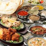 アジアンダイニング バルサ - 料理写真:本格インド料理をお手軽にご提供します