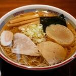 支那そば 伊藤 - ☆スープが澄んでます(●^o^●)☆