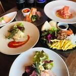 ピグボッテ - 料理写真:個食コース3300円