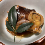 バンブー - 鯛のあら煮