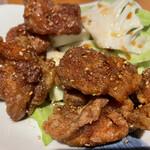 バンブー - 鶏の甘辛