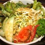 レストラン・ストローハット - サラダ
