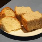 14113214 - ランチコースA 1400円 パン