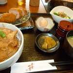 大山 - ずんばい膳 1,380円