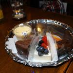 ニド・カフェ - デザート・タイム
