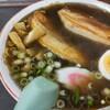 すずみ食堂 - 料理写真:黒チャーシュー麺!チャーシューが黒いのではなくって(笑)
