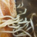 すずみ食堂 - スープは真っ黒け!すずみブラック?
