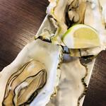 すし博 - 生牡蠣