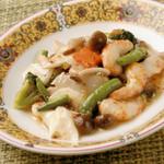 中国料理 唐膳 - ベジタル海の幸のXO醤炒め