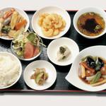 中国料理 唐膳 - 北京定食
