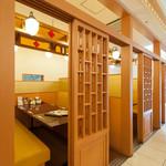 中国料理 唐膳 - 独立した個室