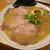 はまんど - 料理写真:白湯ラーメンです☆ 2020-1117訪問