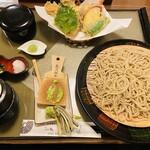 そば処和樂 - 料理写真:天せいろ