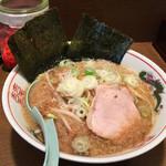 東京屋台らーめん 翔竜 - ラーメン二番味760円