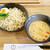 和牛焼肉 牛惚れ - 料理写真:牛惚れ 坦々つけ麺 ¥1,000