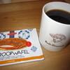 カフェ フィンセント - ドリンク写真:2020年の「キャラメルワッフルコーヒー」450円