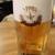 ぐるまん亭 - ドリンク写真:ビールキングサイズです☆ 2020-1117訪問