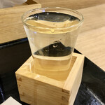 かき天 - ちょい飲みセットA490円
