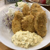 Isaribi - 料理写真:カキフライ タルタルソース増量
