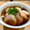 らぁ麺 すぎ本 - 料理写真:特製醤油ラーメン