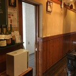 チキンプレイス - ◆感染防止対策◆営業時間中、裏口ドアでの換気、加湿器の設置