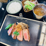 国見サービスエリア(下り線)レストラン - 料理写真:
