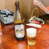 寿庵 - ドリンク写真:瓶ビール