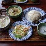アジアンキッチン サワディー - 週替わりタイカレーセット