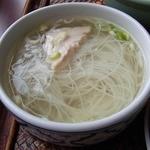 アジアンキッチン サワディー - セットの汁麺